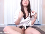 """Aynmarie """"Did you want me to do anal?"""" Old School Show"""