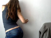 Orikaa lathering up her tits in recorded private show 2015 August 20_09-58-03