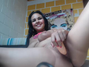 Xiomysex vibration makes her cum in recorded private show 2015 August 14_04-07-14