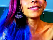 Dandignastay acting like the kinky girl in recorded private webcam online show  2014 October 25_09-41-19
